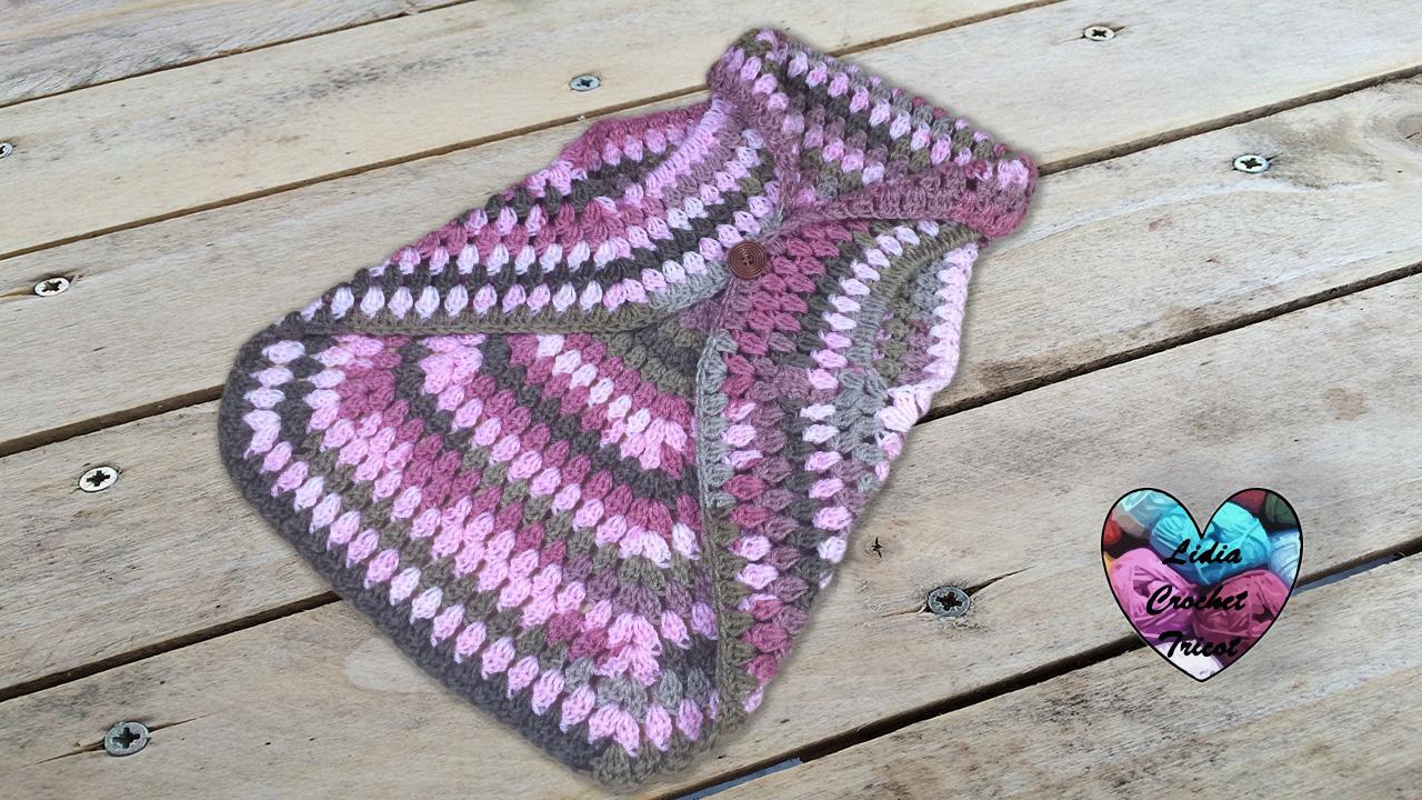 tutoriels crochet gratuits lidia crochet tricot (bébé, enfant, femme