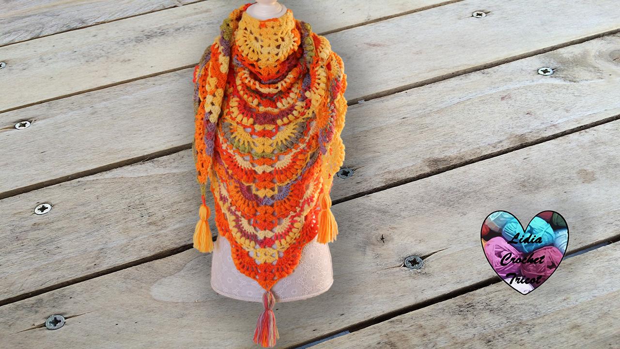 Tutoriels crochet gratuits Lidia Crochet Tricot (bébé, enfant, femme ... 26ac005f134