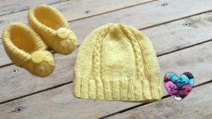 Tutoriels tricot Bonnet oeil de perdrix tricot facile fait main tutoriel DIY Lidia Crochet Tricot