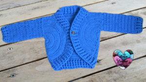 Brassière crochet Lidia Crochet Tricot