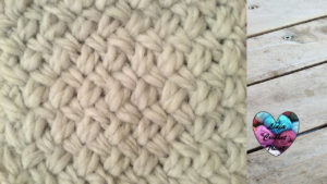Points tricot Point croisé facile tricot facile fait main tutoriel DIY Lidia Crochet Tricot