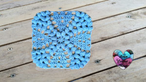 Granny Lidia Crochet Tricot