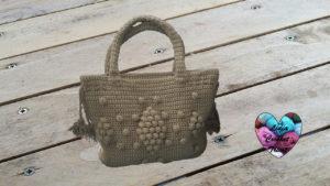 Sac style Gerard Darel Lidia Crochet Tricot