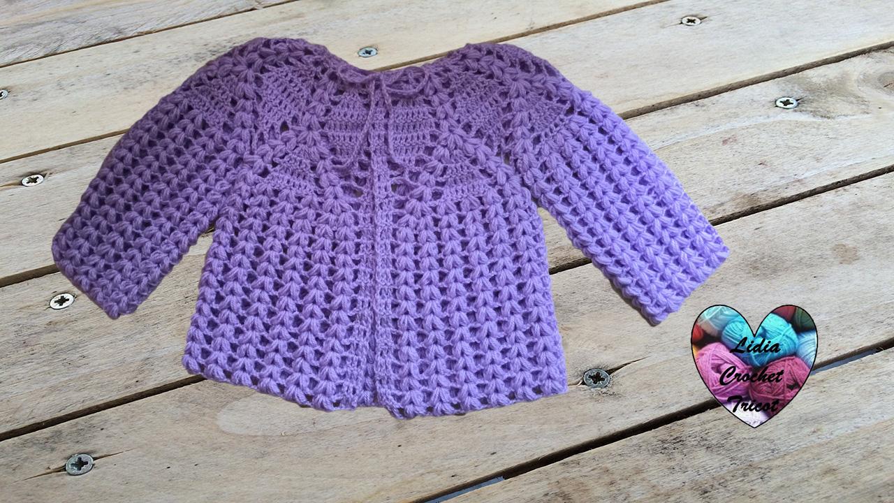 tuto tricot lidia