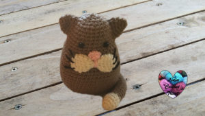 Tutoriels crochet Chat amigurumi crochet fait main tutoriel DIY Lidia Crochet Tricot