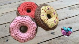 Tutoriels crochet Donuts amigurumi crochet fait main tutoriel DIY Lidia Crochet Tricot