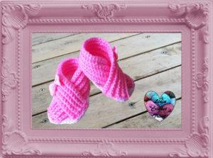 Chaussures unisex sandals crochet fait main tutoriel DIY
