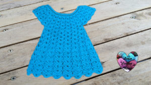 Tutoriels crochet Robe en relief crochet fait main tutoriel DIY Lidia Crochet Tricot