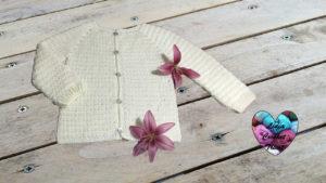 Brassière style Chanel Lidia Crochet Tricot