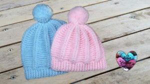 Tutoriels crochet Bonnet point puff crochet fait main tutoriel DIY Lidia Crochet Tricot