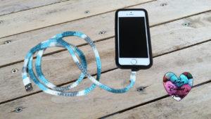 Tutoriels crochet Protection câbles crochet fait main tutoriel DIY Lidia Crochet Tricot