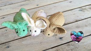 Lapin facile crochet Lidia Crochet Tricot
