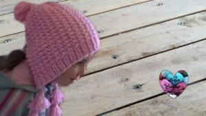 Tutoriels tricot Bonnet capuche tricot facile fait main tutoriel DIY Lidia Crochet Tricot