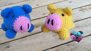 Tutoriels crochet Cochon amigurumi crochet fait main tutoriel DIY Lidia Crochet Tricot