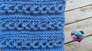 Points tricot Point péruvien tricot facile fait main tutoriel DIY Lidia Crochet Tricot
