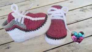 Tutoriels crochet Baskets bébé crochet fait main tutoriel DIY Lidia Crochet Tricot