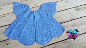 Tutoriels crochet Brassière papillon crochet fait main tutoriel DIY Lidia Crochet Tricot