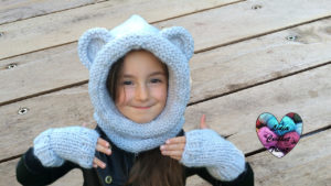 Tutoriels tricot Mitaines tricot facile fait main tutoriel DIY Lidia Crochet Tricot