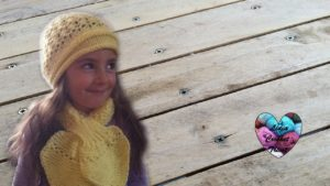 Tutoriels tricot Bonnet point péruvien tricot facile fait main tutoriel DIY Lidia Crochet Tricot