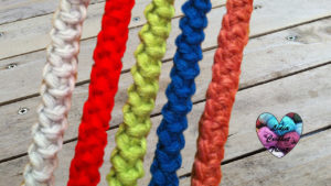 Tutoriels crochet Cordon roumain crochet fait main tutoriel DIY Lidia Crochet Tricot
