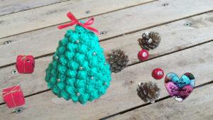 Tutoriels crochet Sapin de Noël crochet fait main tutoriel DIY Lidia Crochet Tricot