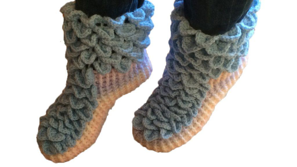 Chaussures comment calculer les tailles crochet tricot Lidia Crochet Tricot
