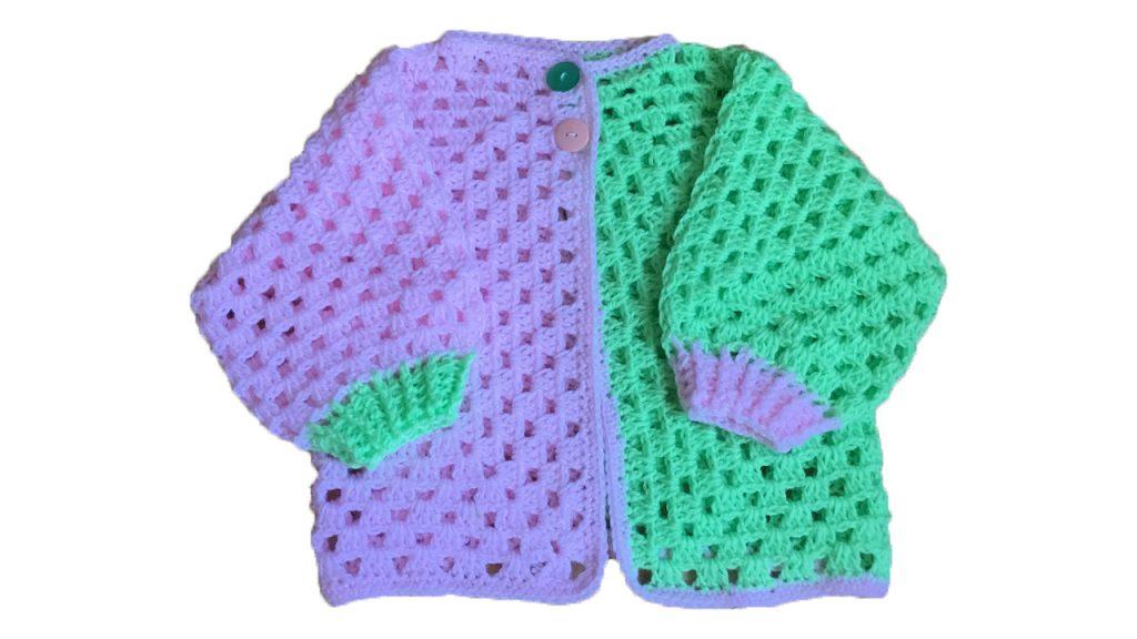 Haut enfants comment calculer les tailles crochet tricot Lidia Crochet Tricot