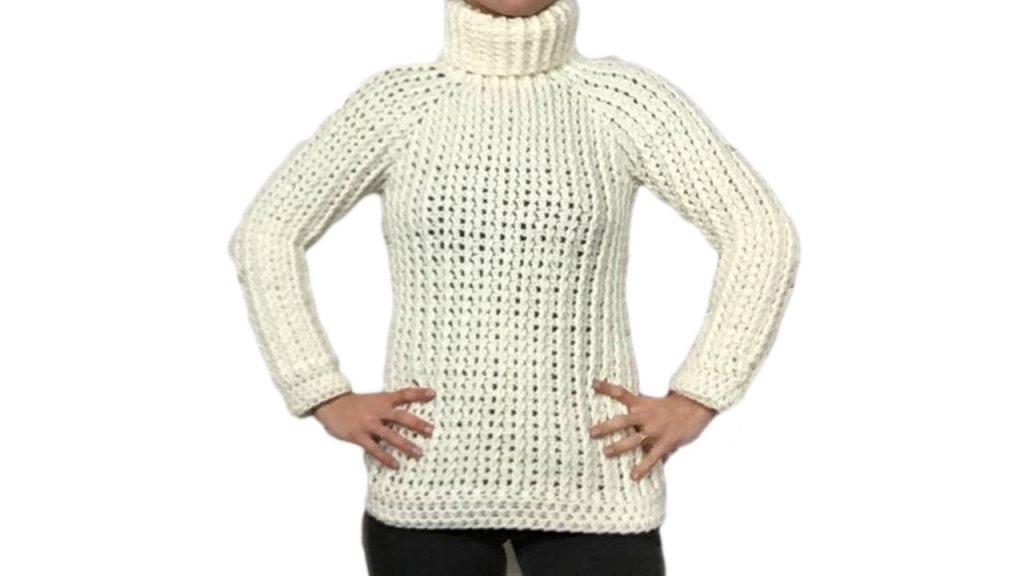 Haut femme comment calculer les tailles crochet tricot Lidia Crochet Tricot