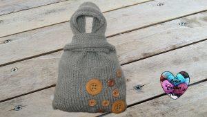Sac japonais Lidia Crochet Tricot