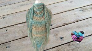Châle péruvien tutoriel gratuit DIY Lidia Crochet Tricot