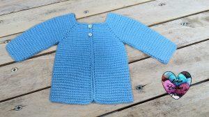 Brassière crochet tunisien facile tutoriel DIY Lidia Crochet Tricot