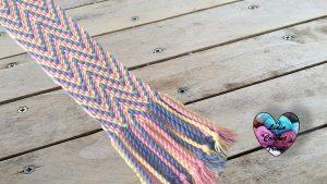 Gasa Mochila Wayuu Lidia Crochet Tricot
