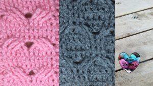 4 torsades au crochet fait main tutoriel DIY Lidia Crochet Tricot