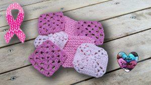 Carrés challenge Institut Curie DIY Lidia Crochet Tricot