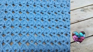 Point relief crochet Lidia Crochet Tricot