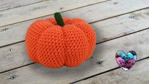 Citrouille Halloween crochet DIY Lidia Crochet Tricot