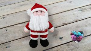Père Noël Lidia Crochet Tricot