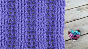 Point Cannelloni Lidia Crochet Tricot