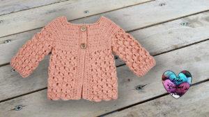 Brassière peche Lidia Crochet Tricot