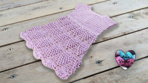 Robe raisins crochet Lidia Crochet Tricot crochet DIY Lidia Crochet Tricot