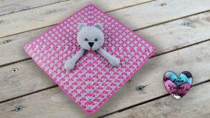 Doudou ourson amigurumi Lidia Crochet Tricot crochet DIY Lidia Crochet Tricot