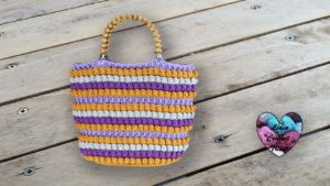 Sac bohème crochet Lidia Crochet Tricot crochet DIY Lidia Crochet Tricot