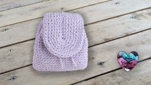Mochila TrapiXL Lidia Crochet Tricot