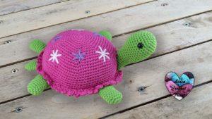 Tortue amigurumi Lidia Crochet Tricot