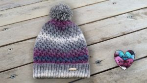 Bonnet petites noisettes Lidia Crochet Tricot