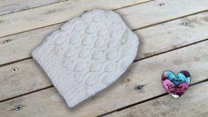 Bonnet perles Lidia Crochet Tricot