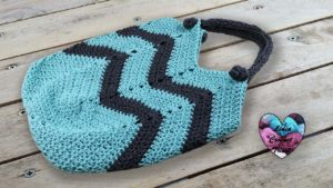 Sac I-corde écologique crochet Lidia Crochet Tricot