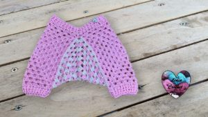 Sarouel crochet Lidia Crochet Tricot