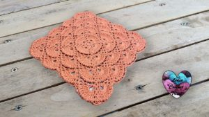Point 3D Lidia Crochet Tricot