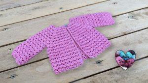 Brassière dentelle Lidia Crochet Tricot